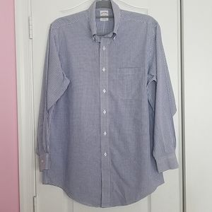 Vintage New Stock Brooks Brothers shirt 15 - 32